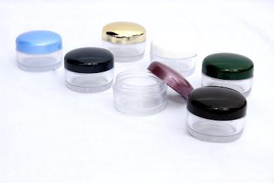 Kozmetička kutija 50ml ekskluziv - poklopac u boji